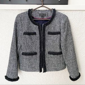 J Crew Tweed Lady Jacket